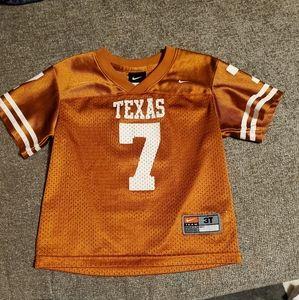 3t Texas football Jersey